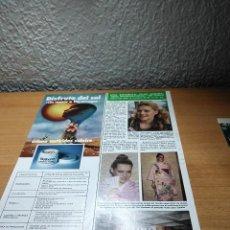 Coleccionismo de Revista Hola: PILAR MEDINA MISS INTERNACIONAL . HOLA 16.7.77. Lote 244728705