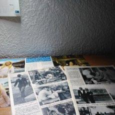 Coleccionismo de Revista Hola: BRIGITTE BARDOT EN ROMA 22.4.67. Lote 244729745