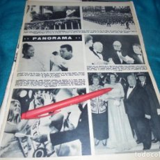 Coleccionismo de Revista Hola: RECORTE : MISS ESTADOS UNIDOS. CASSIUS CLAY. HOLA, MAYO 1972 (#). Lote 244991955