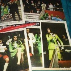 Coleccionismo de Revista Hola: RECORTE : CAROLINA DE MONACO. HOLA, MAYO 1972 (#). Lote 244992070