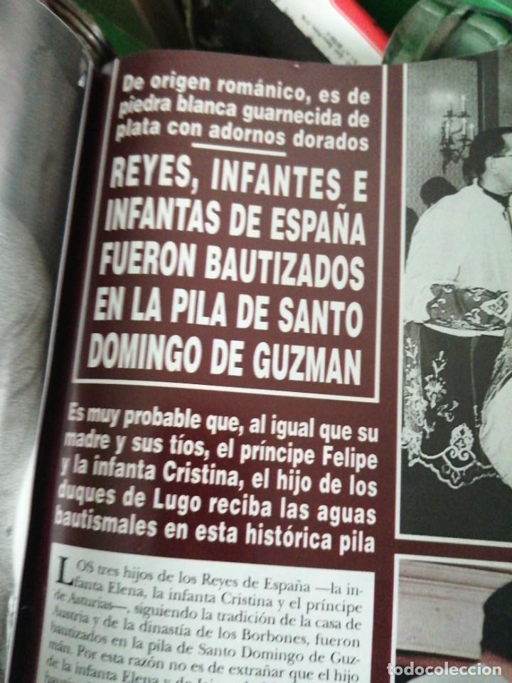 Coleccionismo de Revista Hola: Año 1998 2816 Adolfo Suárez Jaime Marichalar rey Juan Carlos Daniel Ducruet Eugenia Martínez Irujo - Foto 5 - 245210050