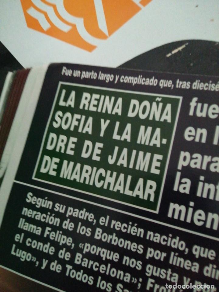 Coleccionismo de Revista Hola: Año 1998 2816 Adolfo Suárez Jaime Marichalar rey Juan Carlos Daniel Ducruet Eugenia Martínez Irujo - Foto 6 - 245210050