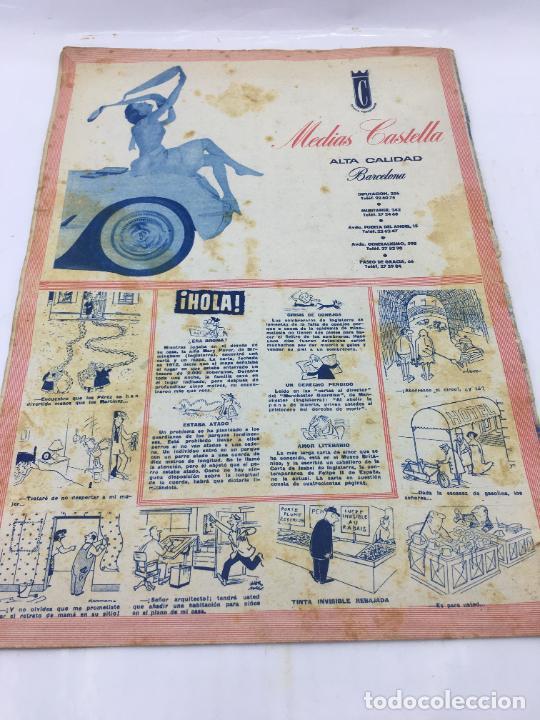 Coleccionismo de Revista Hola: ¡HOLA! - Nº 649 DEL 2 -02-1957 - NACIMIENTO DE PRINCESA CAROLINA DE MONACO - ALBUM DE LA VIDA DE LOS - Foto 5 - 245254085