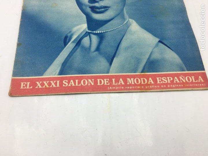 Coleccionismo de Revista Hola: ¡HOLA! - Nº 601 - 3 DE MARZO DE 1956 - GRACE KELLY ELIGE LAS DAMAS DE HONOR DE SU BODA - Foto 4 - 245260755