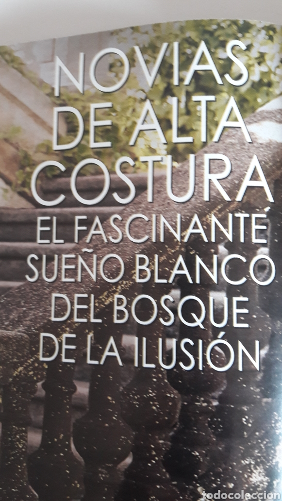 Coleccionismo de Revista Hola: HOLA ALTA COSTURA OTOÑO-INVIERNO 2013-2014. ESPECIAL NOVIAS - Foto 6 - 245414940