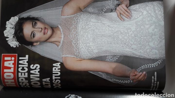 Coleccionismo de Revista Hola: HOLA ALTA COSTURA OTOÑO-INVIERNO 2013-2014. ESPECIAL NOVIAS - Foto 7 - 245414940