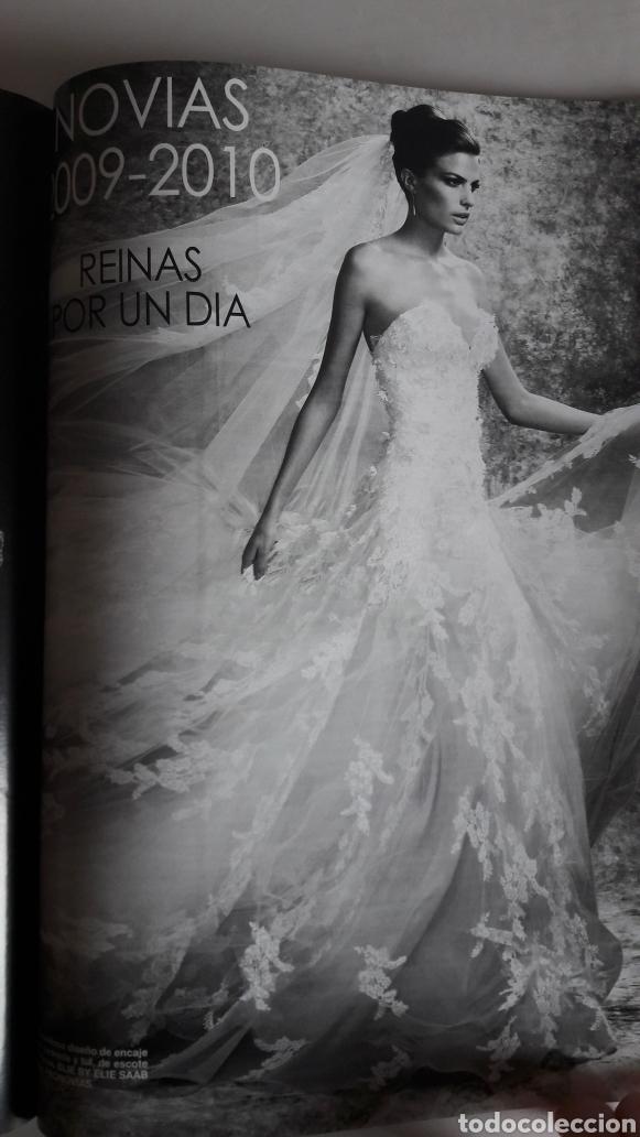 Coleccionismo de Revista Hola: HOLA ALTA COSTURA OTOÑO-INVIERNO 2009-2010. ESPECIAL NOVIAS - Foto 2 - 245415705