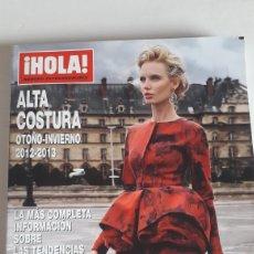 Coleccionismo de Revista Hola: HOLA ALTA COSTURA OTOÑO-INVIERNO 2012-2013. ESPECIAL NOVIAS. Lote 245416455