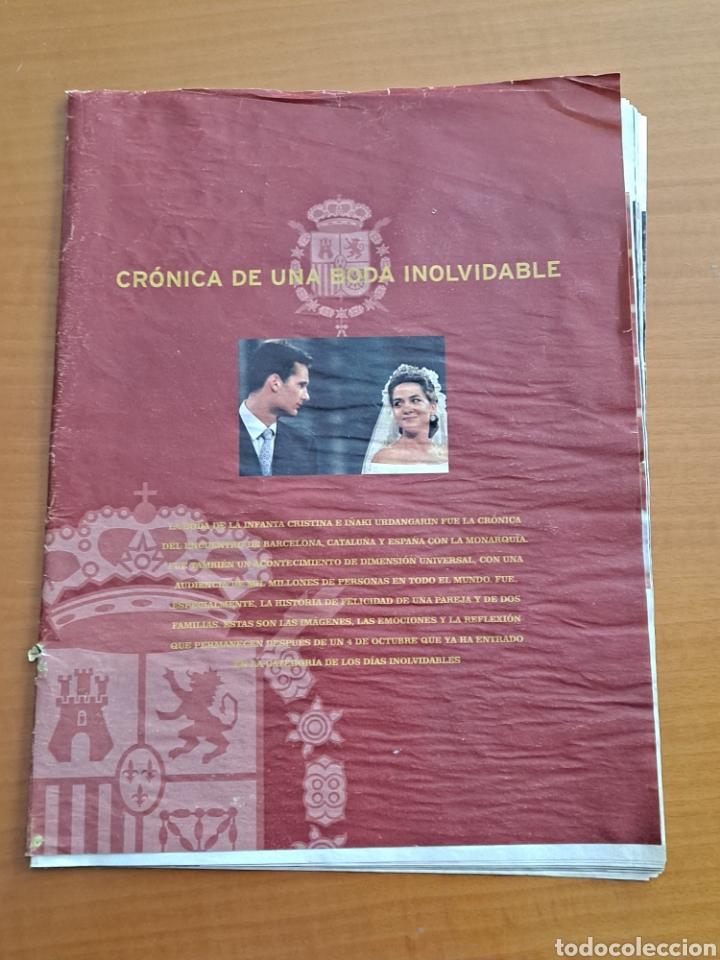 ENLACE CRISTINA E IÑAKI, BARCELONA, ESPECIAL HOLA (Coleccionismo - Revistas y Periódicos Modernos (a partir de 1.940) - Revista Hola)
