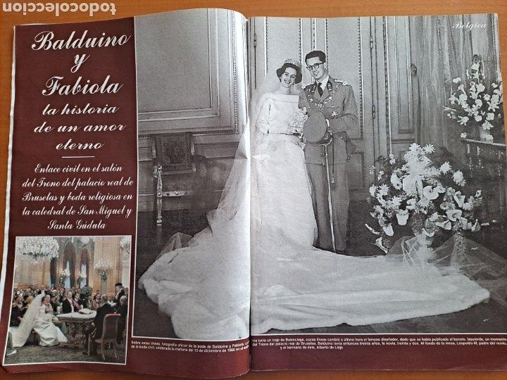 Coleccionismo de Revista Hola: Las bodas reales del último siglo - Foto 2 - 245528770