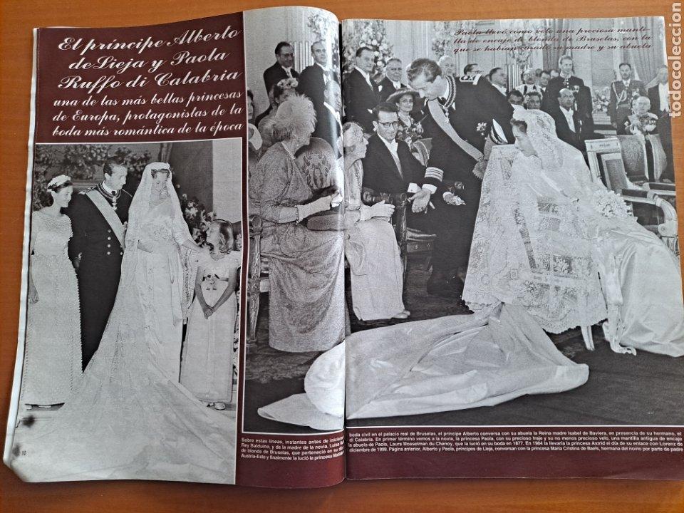 Coleccionismo de Revista Hola: Las bodas reales del último siglo - Foto 3 - 245528770