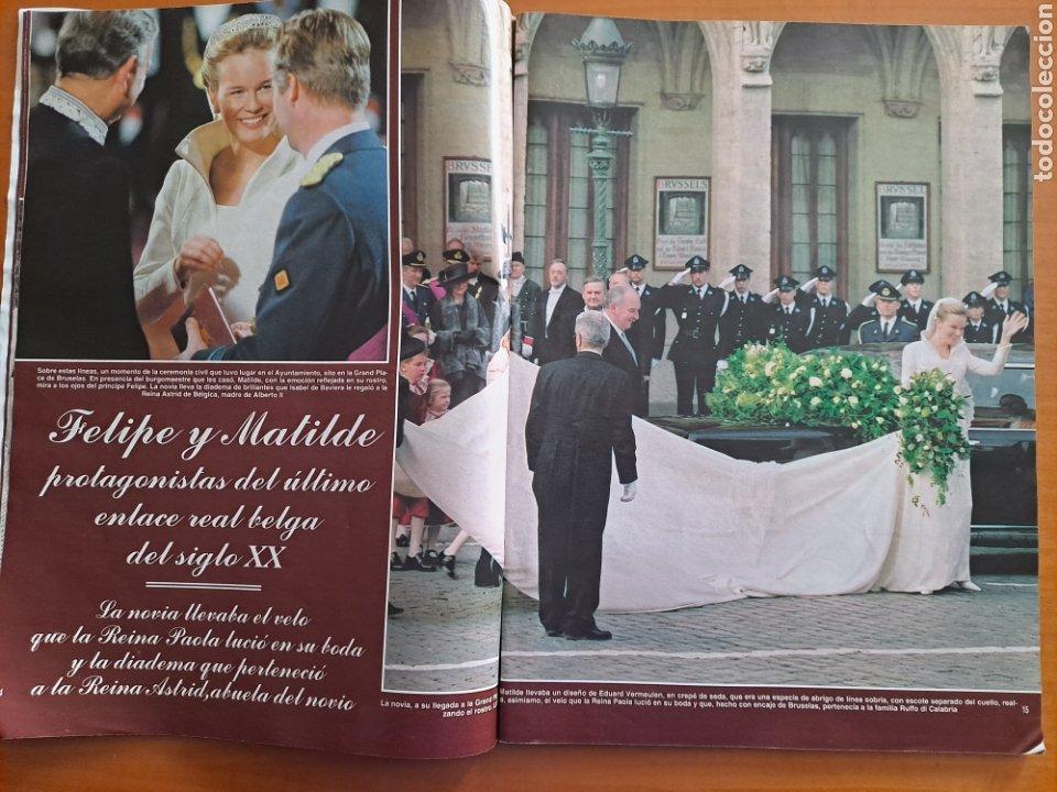 Coleccionismo de Revista Hola: Las bodas reales del último siglo - Foto 4 - 245528770