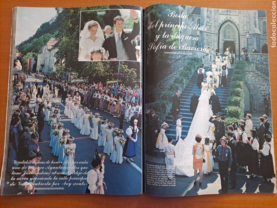 Coleccionismo de Revista Hola: Las bodas reales del último siglo - Foto 5 - 245528770