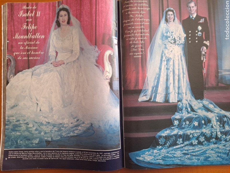 Coleccionismo de Revista Hola: Las bodas reales del último siglo - Foto 6 - 245528770