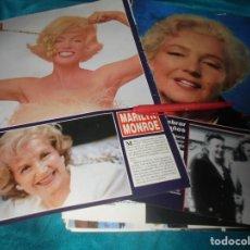 Coleccionismo de Revista Hola: RECORTE : MARILYN MONROE, ASI SERIA CON 70 AÑOS. HOLA, MAYO 1996(#). Lote 246070500