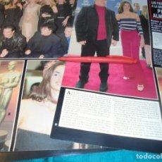 Coleccionismo de Revista Hola: RECORTE : PEDRO ALMODOVAR, ANTONIO BANDERAS, PENELOPE CRUZ, RECOGIDA OSCAR. HOLA, ABRIL 2000(#). Lote 246148360