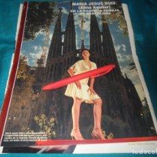 Collectionnisme de Magazine Hola: RECORTE : MARIA JESUS RUIZ, MISS ESPAÑA 2004. HOLA, DCMBRE 2004(#). Lote 253240595