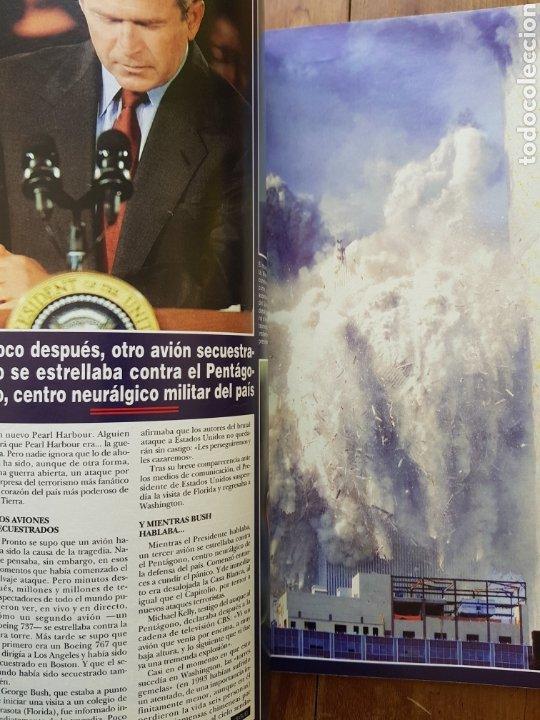 Coleccionismo de Revista Hola: REVISTA HOLA 20 SEPTIEMBRE 2001 ATAQUE TERRORISTA E.E.U.U. - Foto 3 - 253247265