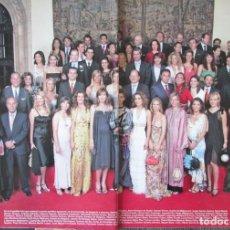 Collectionnisme de Magazine Hola: RECORTE HOLA 3176 2005 LYDIA BOSCH, BELÉN RUEDA, LUCÍA HOYOS, PALOMA CUEVAS, NIEVES ÁLVAREZ 34 PG. Lote 254395110