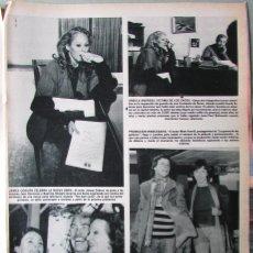 Collezionismo di Rivista Hola: RECORTE REVISTA HOLA N.º 1741 1978 URSULA ANDRESS. Lote 254595345
