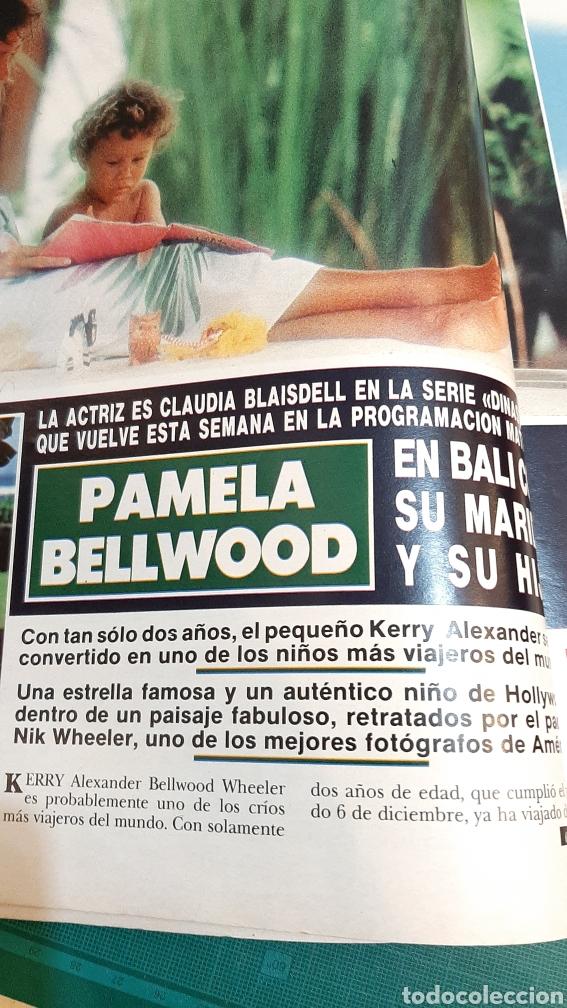 Coleccionismo de Revista Hola: HOLA 2274 AÑO 1988 CAMILO SESTO DEMANDO/ DUQUWSA YIRK/ JULIO IGLESIAS GRAMMY/ MIGUEL BOYER /SUMARIO - Foto 2 - 256015635