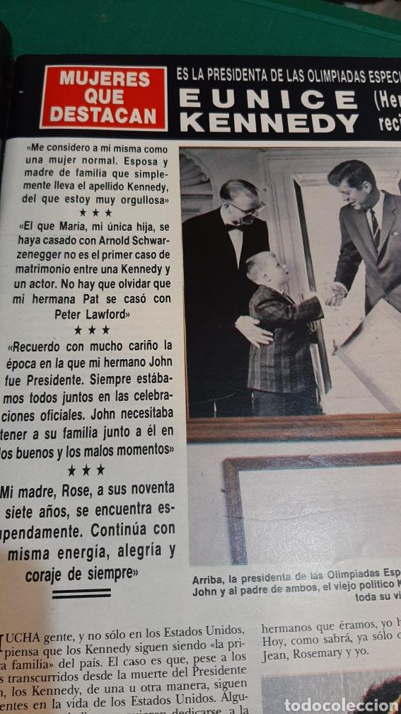Coleccionismo de Revista Hola: HOLA 2274 AÑO 1988 CAMILO SESTO DEMANDO/ DUQUWSA YIRK/ JULIO IGLESIAS GRAMMY/ MIGUEL BOYER /SUMARIO - Foto 3 - 256015635