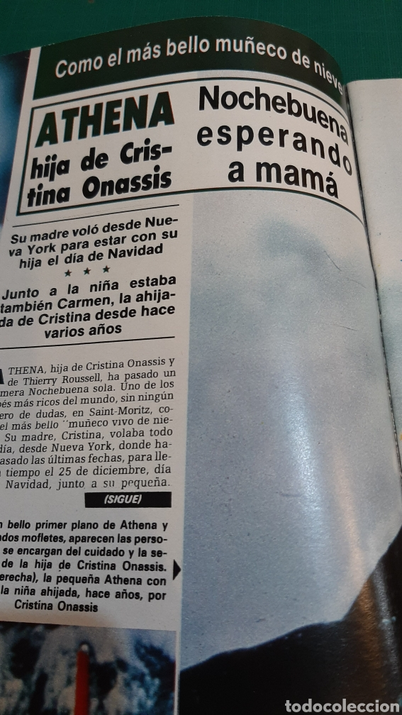 Coleccionismo de Revista Hola: HOLA 1986 ASÍ BAILA LADY DI /CAROLINA MÓNACO/JULIO IGLESIAS /REY HOMBRE AÑO CAMBIO 16/SILVIA TORTOSA - Foto 4 - 256017995