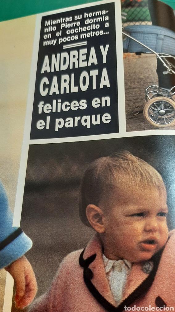 Coleccionismo de Revista Hola: HOLA 2256 1987 PRÍNCIPES GALES /DUQUE CÁDIZ / CAMILO SESTO /MICK JAGGER/LIZ TAYLER/FELIPE PRINCIPE/ - Foto 3 - 256019480