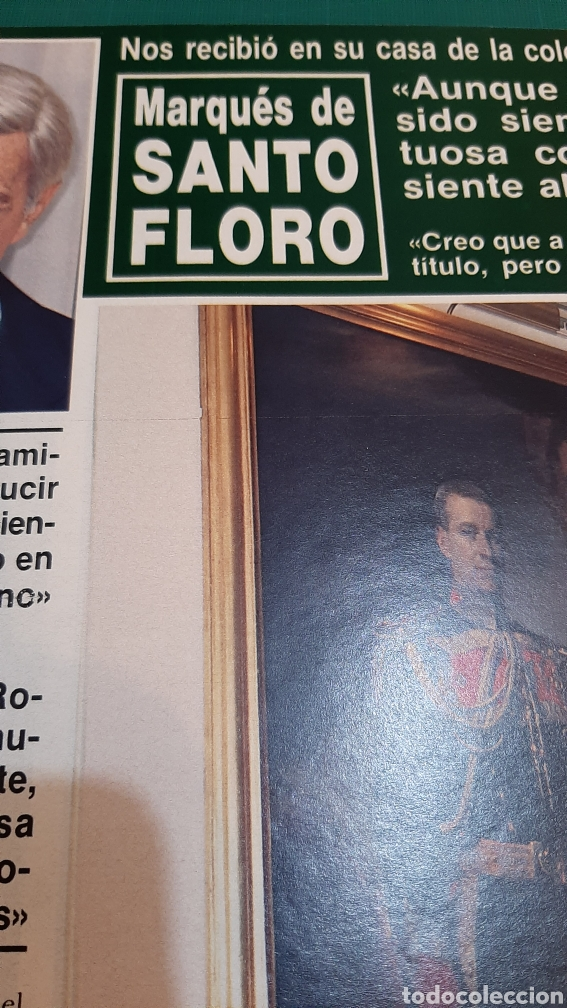 Coleccionismo de Revista Hola: HOLA 2256 1987 PRÍNCIPES GALES /DUQUE CÁDIZ / CAMILO SESTO /MICK JAGGER/LIZ TAYLER/FELIPE PRINCIPE/ - Foto 5 - 256019480