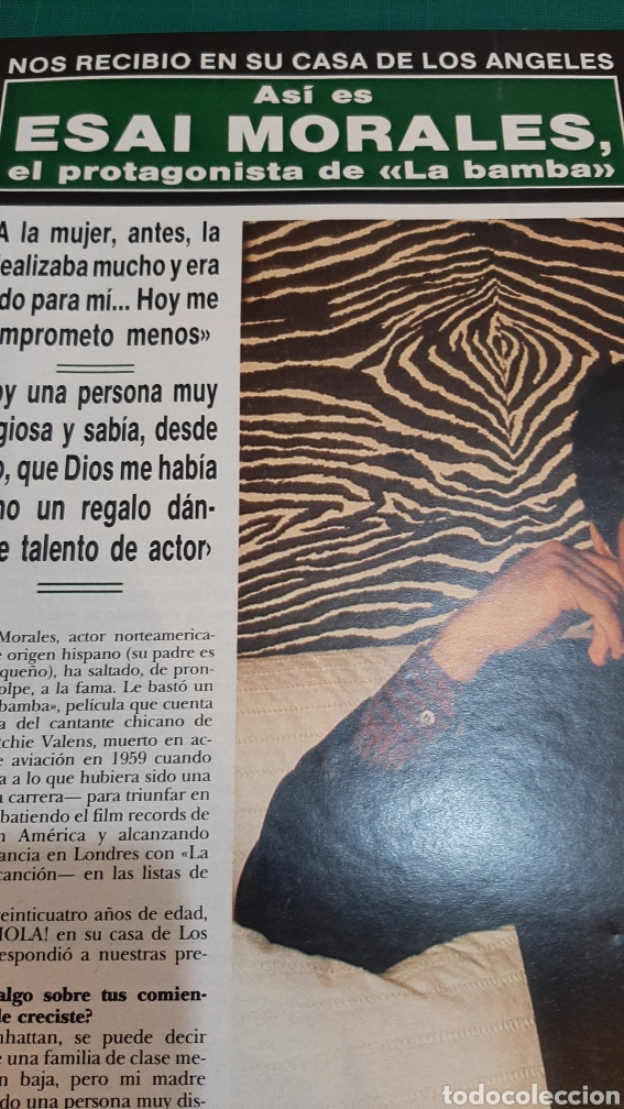 Coleccionismo de Revista Hola: HOLA 2256 1987 PRÍNCIPES GALES /DUQUE CÁDIZ / CAMILO SESTO /MICK JAGGER/LIZ TAYLER/FELIPE PRINCIPE/ - Foto 8 - 256019480