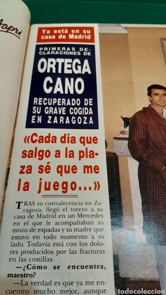 Coleccionismo de Revista Hola: HOLA 2256 1987 PRÍNCIPES GALES /DUQUE CÁDIZ / CAMILO SESTO /MICK JAGGER/LIZ TAYLER/FELIPE PRINCIPE/ - Foto 11 - 256019480