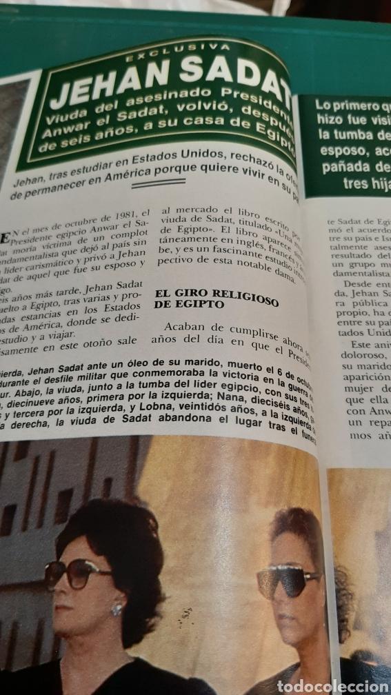 Coleccionismo de Revista Hola: HOLA 2256 1987 PRÍNCIPES GALES /DUQUE CÁDIZ / CAMILO SESTO /MICK JAGGER/LIZ TAYLER/FELIPE PRINCIPE/ - Foto 12 - 256019480