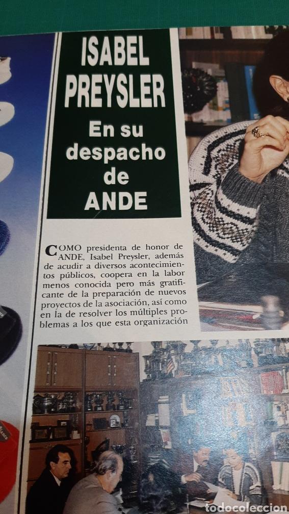 Coleccionismo de Revista Hola: HOLA 2256 1987 PRÍNCIPES GALES /DUQUE CÁDIZ / CAMILO SESTO /MICK JAGGER/LIZ TAYLER/FELIPE PRINCIPE/ - Foto 13 - 256019480