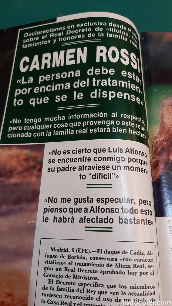 Coleccionismo de Revista Hola: HOLA 2257 1987 CARLOS LARRAÑAGA /PAOLA DOMÍNGU8N/ DIANA GAKES ALEMANIA/LILA FLORES/RICHARD GERE/ - Foto 4 - 256020655
