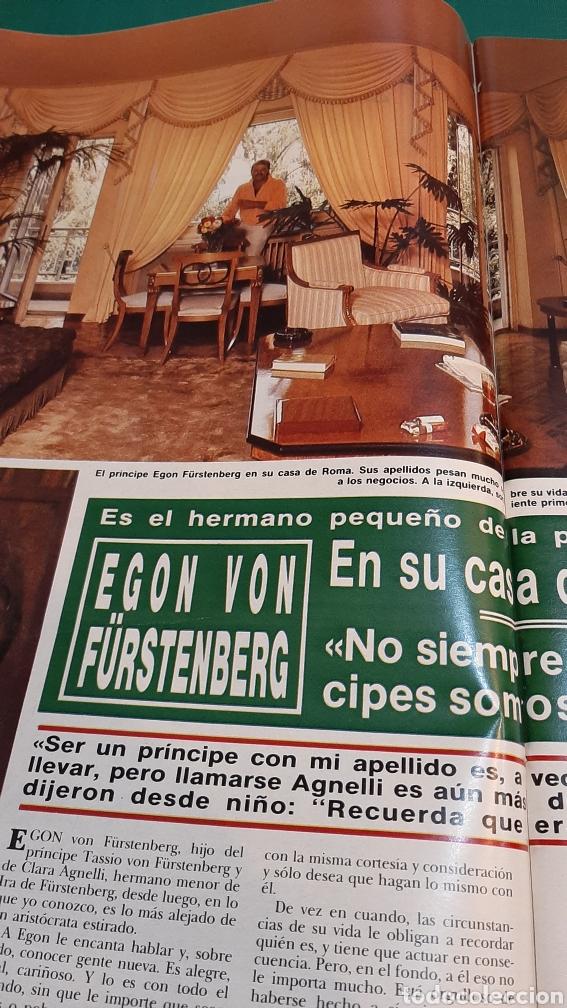 Coleccionismo de Revista Hola: HOLA 2257 1987 CARLOS LARRAÑAGA /PAOLA DOMÍNGU8N/ DIANA GAKES ALEMANIA/LILA FLORES/RICHARD GERE/ - Foto 6 - 256020655