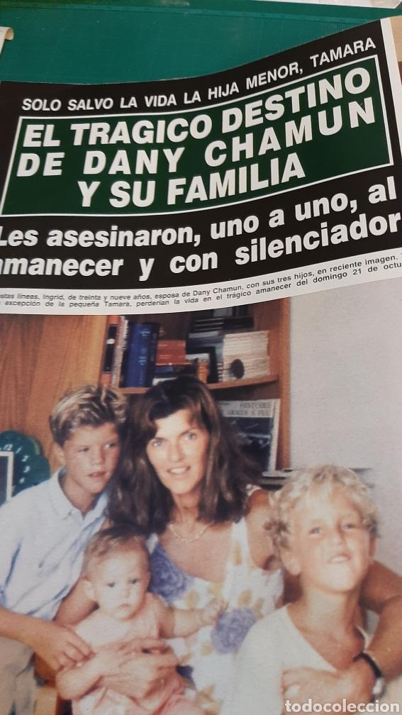 Coleccionismo de Revista Hola: Hola 2413 1990 CAROLINA MÓNACO _REYES ESPAÑA RAISA GIBACHOV RUSIABORDIU /XAVIER CUGAT MURIO/ D.ALBA - Foto 2 - 256021815