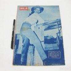 Coleccionismo de Revista Hola: REVISTA HOLA Nº 677 DE 17 DE AGOSTO DE 1957. SHAWN SMITH. Lote 257486795