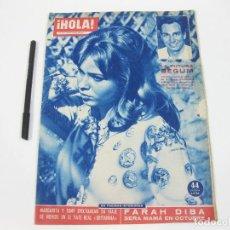 Coleccionismo de Revista Hola: REVISTA HOLA Nº 814 DE2 AL 8 DE ABRIL DE 1960. BEGUM. ANOUSKA VON MEHKS. Lote 257488005