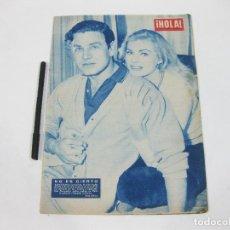 Coleccionismo de Revista Hola: REVISTA HOLA Nº 661 DE 27 DE ABRIL DE 1957.. Lote 257492730
