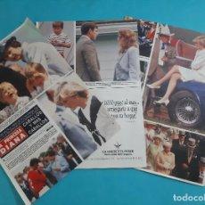 Coleccionismo de Revista Hola: DIANA LADY DI - RECORTE 5 PAG - AÑO 1986. Lote 262699320