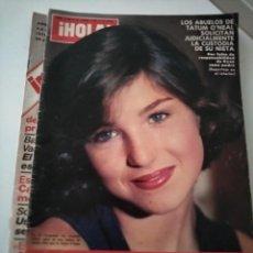Coleccionismo de Revista Hola: HOLA 1744. 28 ENERO 1978. Lote 269575488