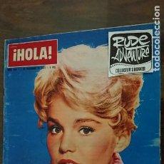Coleccionismo de Revista Hola: REVISTA HOLA Nº 953 AÑO 1962 - PERFECTO ESTADO. Lote 277065443