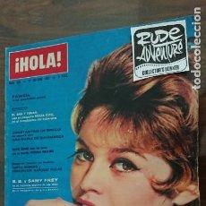 Coleccionismo de Revista Hola: REVISTA HOLA Nº 948 AÑO 1962 - PERFECTO ESTADO. Lote 277066203