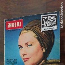 Coleccionismo de Revista Hola: REVISTA HOLA Nº 947 AÑO 1962 - PERFECTO ESTADO. Lote 277066478