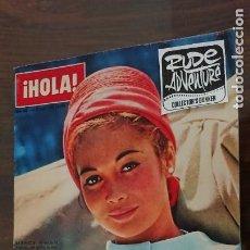 Coleccionismo de Revista Hola: REVISTA HOLA Nº 946 AÑO 1962 - PERFECTO ESTADO. Lote 277066723