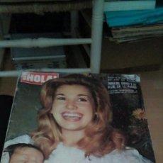 Coleccionismo de Revista Hola: REVISTA - HOLA - Nº 1475 DICIEMBRE 1972, EN PORTADA Mª CARMEN MARTÍNEZ BORDIU Y SU HIJO EN EL PARDO.. Lote 277218588