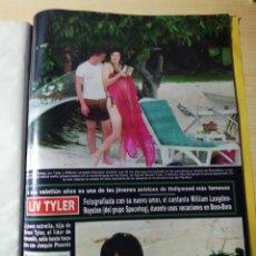 Coleccionismo de Revista Hola: LIV TYLER. Lote 277530433