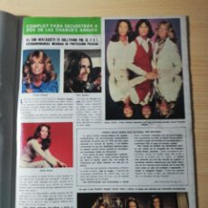 Coleccionismo de Revista Hola: ANGELES DE CHARLIE. Lote 277531348