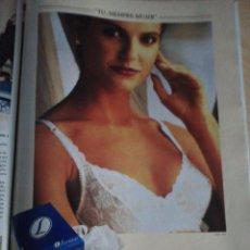 Coleccionismo de Revista Hola: ANUNCIO LENCERIA. Lote 277628803