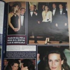 Coleccionismo de Revista Hola: ESTEFANIA. Lote 277759663